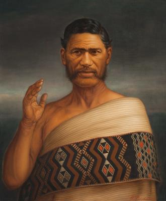 Image: Te Ua Haumene Horopapera Tuwhakararo