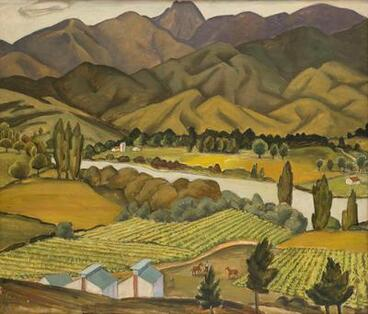Image: Tobacco Fields, Pangatotara, Nelson