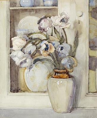 Image: Still Life with Tulips