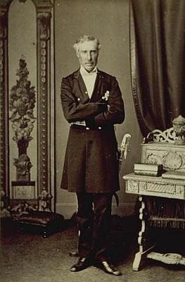 Image: Governor Sir George Grey