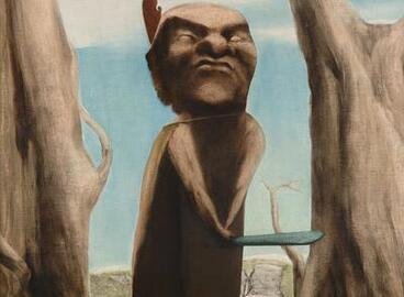 Image: Nga Toki Mate Whenua - Axes Felling Trees, Kill the Land