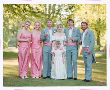 Image: Negative: Kotlowski-Blackler Wedding