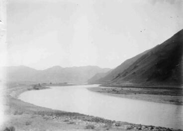 Image: Waitaki River (?)