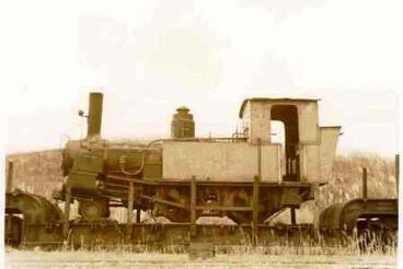 Image: Locomotive D 170