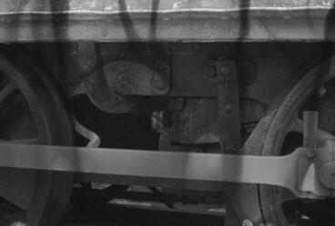 Image: Photograph of locomotive D 170