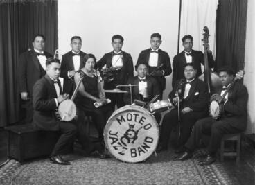 Image: Moteo Jazz Band
