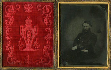 Image: Sgt. William Bosworth, 57th Regiment