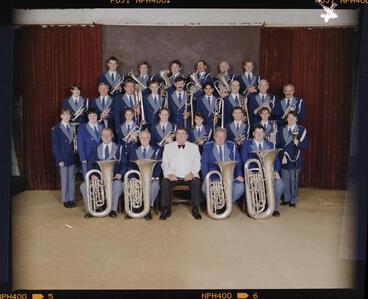 Image: New Zealand Brass Band Championship, Band