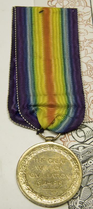 Image: Medal, Victory