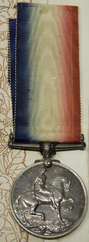 Image: Medal, British War