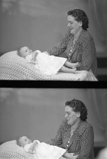 Image: Balsom, Mother & Infant