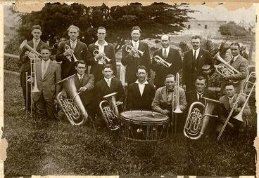 """Image: """"Kiama Band"""""""
