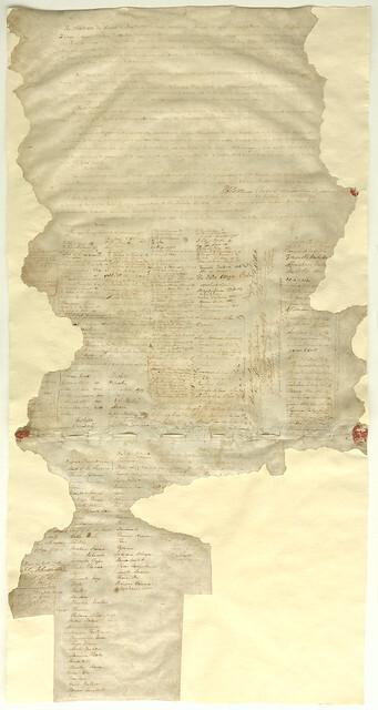 Image: Journey of the Treaty of Waitangi