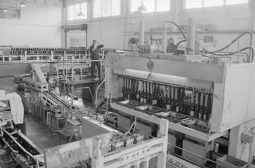 Image: Inside Lion Breweries factory