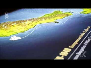 Image: Treaty of Waitangi now on public display
