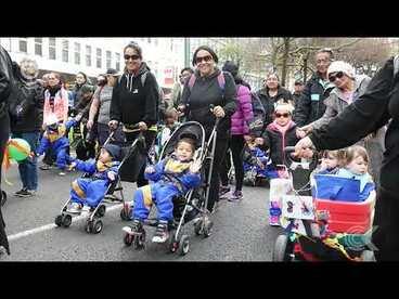 Image: Thousands attend Māori Language Week Parade: RNZ Checkpoint