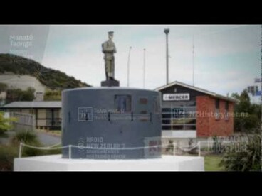 Image: Mercer's unusual memorial - Roadside Stories