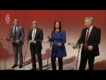 Image: Auckland Mayoralty Debate - Immigration & Population
