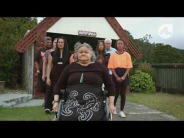 Image: Accessible Marae - Karanga