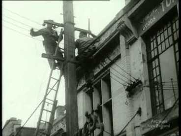 Image: Christchurch Fire (1947)