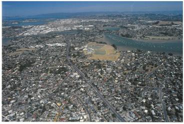 Image: Pakuranga - aerial