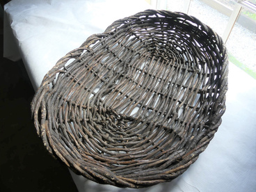 Image: Irish Potato basket
