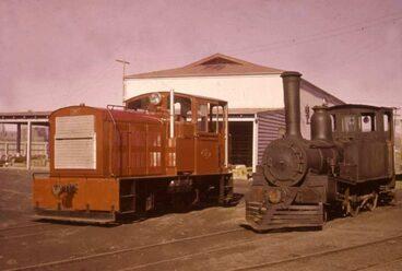 Image: Trains 1960