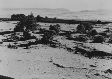 Image: View from Otuataua, Mangere, ca 1961