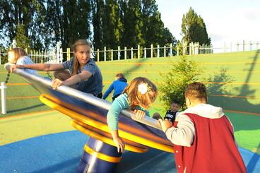 Image: Margaret Mahy Playground
