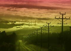 Image: The Road to Cloud Nine, Where Our New Attitude Energy is Supposed to Come From