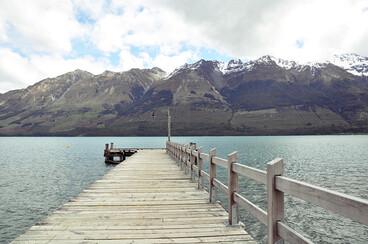Image: diamond lake