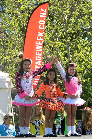 Image: Irish dancers - Family Fun Day - Victoria Square