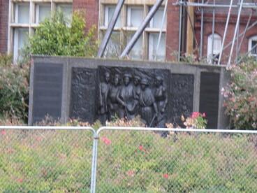 Image: Kate Sheppard National Memorial