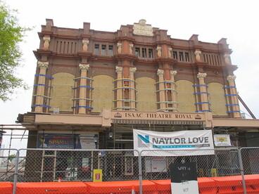 Image: Isaac Theatre Royal