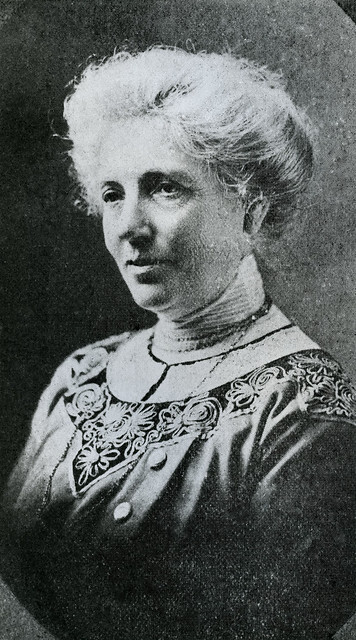 Image: International Women's Day, 8 March - Kate Sheppard