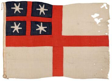 Image: New Zealand Company / United Tribes flag