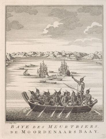 Image: Murderers Bay (Baye des Meurtriers/ De Moodenaars Baay)