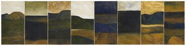 Image: Landscape theme and variations (series B)