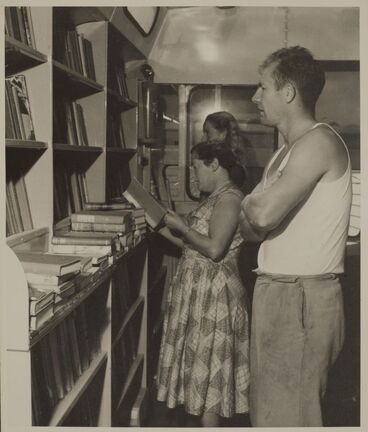 Image: Hokianga Country Library Service