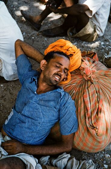 Image: India. From the series: 'Monsoon'