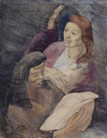 Image: Rawene mothers