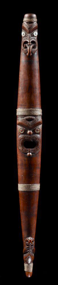 Image: Putorino (bugle flute)