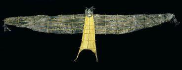 Image: Manu tukutuku (replica kite)