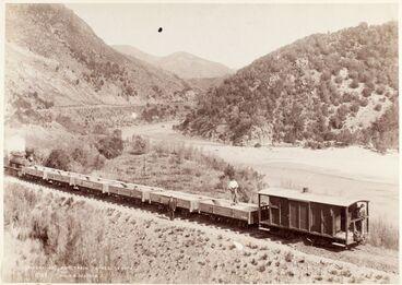 Image: Patent Ballast Train - Otago Central