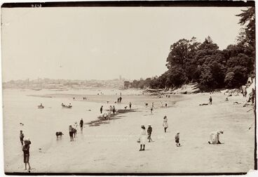 Image: Shelly Beach, Ponsonby, Auckland