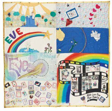 Image: New Zealand AIDS Memorial Quilt
