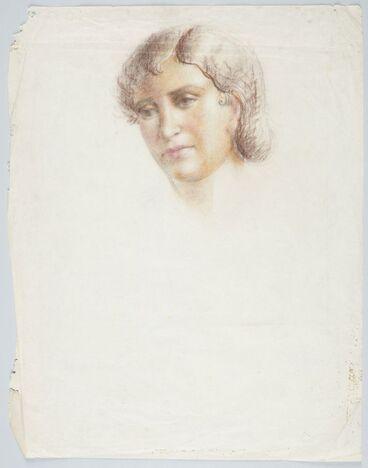 Image: Woman's head
