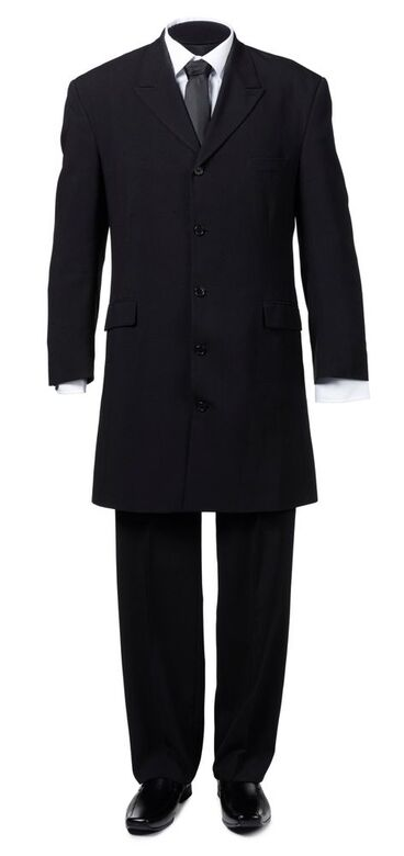 Image: Formal Men's Suit