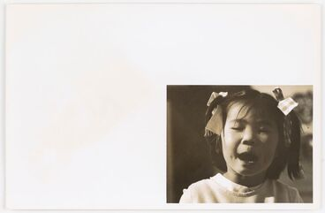 Image: Chinese child, Wellington. From the series: Notes on the country I live in