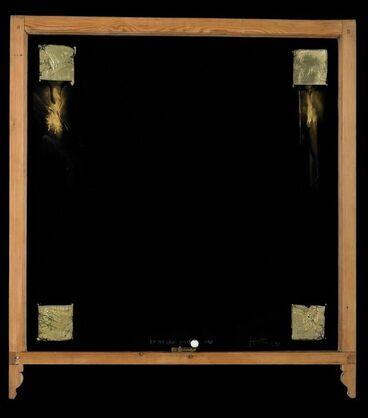 Image: Lo negro sobre lo oro